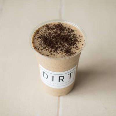Dirt Juicery in Green Bay WI Morning Roar