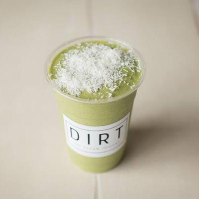 Dirt Juicery in Green Bay WI Pina Kale ada